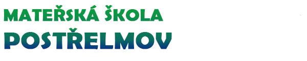 Mateřská škola Postřelmov Logo